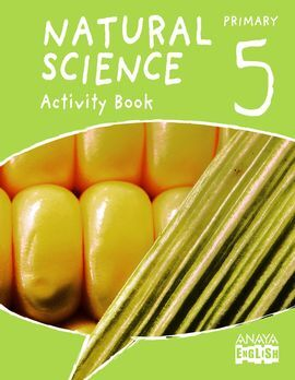 NATURAL SCIENCE - 5º ED. PRIM. ACTIVITY BOOK