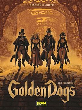 GOLDEN DOGS. INTEGRAL