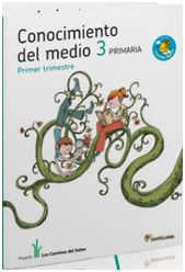 DESCARGAR CONOCIMIENTO DEL MEDIO - 3º ED. PRIM. - MADRID - LOS CAMINOS DEL SABER