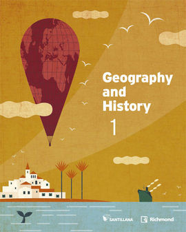 GEOGRAPHY AND HISTORY - 1º ESO - STUDENT'S BOOK