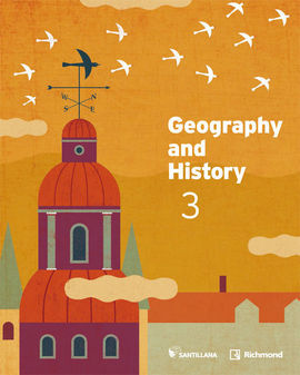 GEOGRAPHY AND HISTORY - 3º ESO - STUDENT'S BOOK