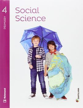 SOCIAL SCIENCE - 4 PRIMARY - STUDENT'S BOOK + AUDIO