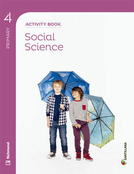 SOCIAL SCIENCE - 4 PRIMARY - ACTIVITY BOOK