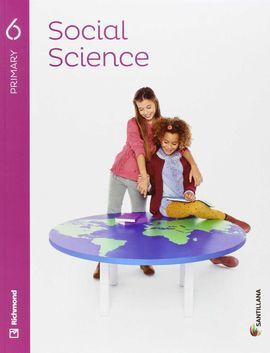 SOCIAL SCIENCE - 6 PRIMARY - STUDENT'S BOOK + AUDIO