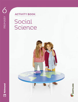 SOCIAL SCIENCE - 6 PRIMARY - ACTIVITY BOOK