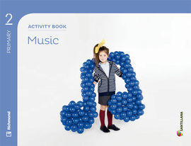 MUSIC - ACTIVITY BOOK - 2 PRIMARY