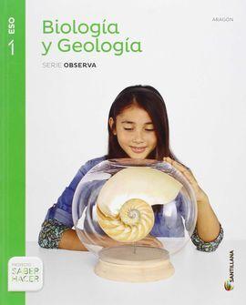 DESCARGAR BIOLOGIA Y GEOLOGIA - 1º ESO - ARAGÓN