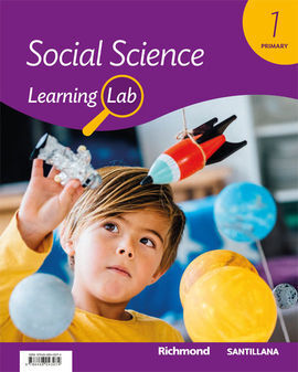 SOCIAL SCIENCE LEARMING LAB. STUDENT'S BOOK 1 PRIMARIA