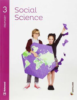 SOCIAL SCIENCE - 3 PRIMARY - STUDENT'S BOOK + AUDIO