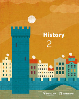 HISTORY - 2º ESO - STUDENT'S BOOK (CANARIAS)