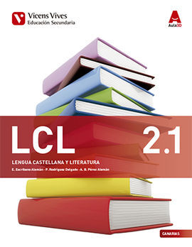 DESCARGAR LCL 2 CANARIAS TRIM (LENGUA Y LIT) AULA 3D
