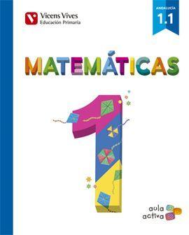 DESCARGAR MATEMATICAS 1 (1.1-1.2-1.3) AULA ACTIVA ANDALUCIA