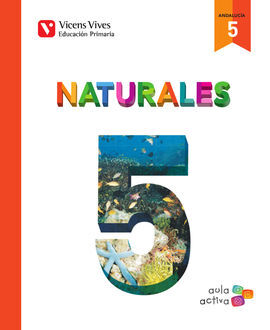 NATURALES 5 - ANDALUCIA (AULA ACTIVA)