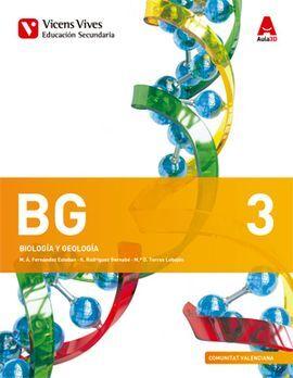 DESCARGAR BG 3 VALENCIA (BIOLOGIA Y GEOLOGIA ESO) AULA 3D