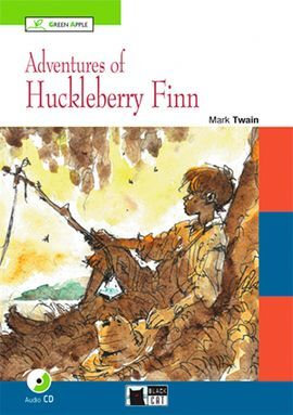 ADVENTURES OF HUCKLEBERRY FINN + CD (A2-B1) FW