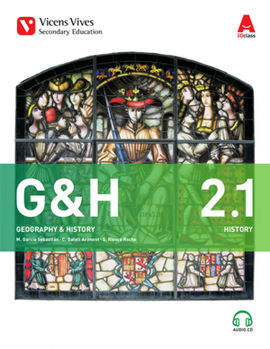 G&H 2 (2.1-2.2 GEO-2.2 HIST) +3CD'S (ANDALUCIA)