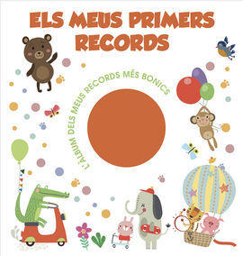 ELS MEUS PRIMERS RECORDS (VVKIDS)