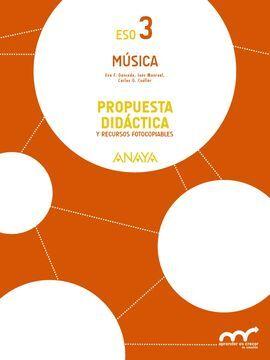 DESCARGAR MÚSICA 3 - PROPUESTA DIDÁCTICA