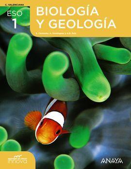 DESCARGAR BIOLOGÍA Y GEOLOGÍA - 1º ESO