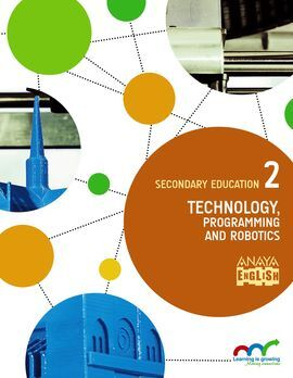 TECHNOLOGY, PROGRAMMING AND ROBOTICS - 2º ESO
