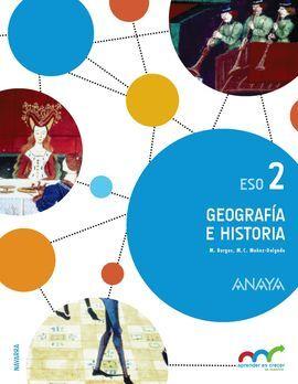 DESCARGAR GEOGRAFÍA E HISTORIA - 2º ESO - NAVARRA