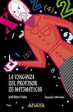 La Venganza Del Profesor De Matemáticas Librería Online Troa Comprar Libro