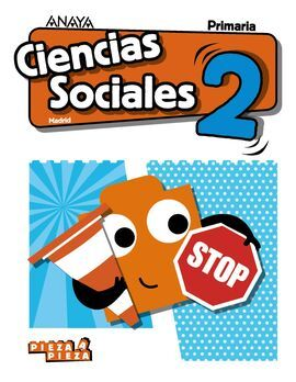CIENCIAS SOCIALES 2. (MADRID)