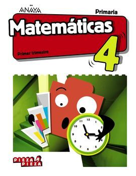 DESCARGAR MATEMÁTICAS 4.