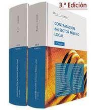 DESCARGAR CONTRATACIÓN DEL SECTOR PÚBLICO LOCAL. (2 TOMOS). 3ª EDICION