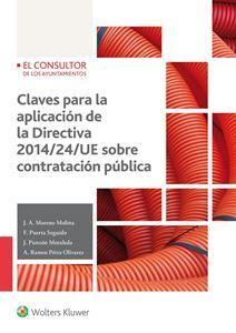 DESCARGAR CLAVES PARA LA APLICACIÓN DE LA DIRECTIVA 2014/24/UE SOBRE CONTRATACIÓN PÚBLICA