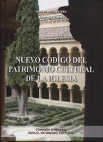 DESCARGAR NUEVO CÓDIGO DEL PATRIMONIO CULTURAL DE LA IGLESIA