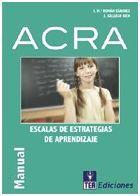 DESCARGAR ACRA, ESCALAS DE ESTRATEGIAS DE APRENDIZAJE
