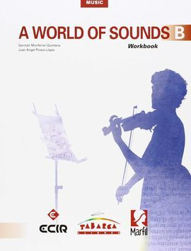 A WORLD OF SOUNDS B - WORKBOOK