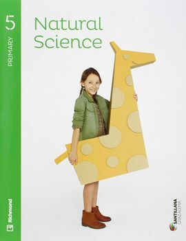 NATURAL SCIENCE - STUDENT'S BOOK - 5º ED. PRIM. (ANDALUCIA)