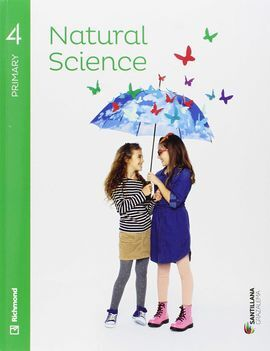 NATURAL SCIENCE - STUDENT'S BOOK - 4º ED. PRIM. (ANDALUCIA)