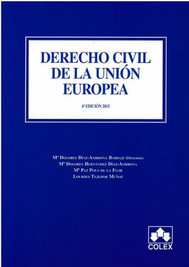 DESCARGAR DERECHO CIVIL DE LA UNIÓN EUROPEA