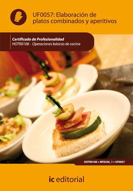 Elaboracin de platos combinados y aperitivos hotr0108 for Platos aperitivos