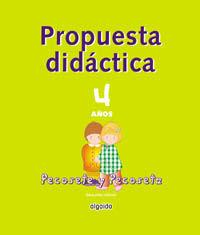 DESCARGAR PECOSETE Y PECOSETA 4 AÑOS. PROPUESTA DIDÁCTICA
