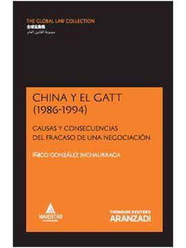 DESCARGAR CHINA Y EL GATT (1986-1994)