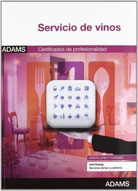 DESCARGAR SERVICIO DE VINOS. MÓDULO FORMATIVO