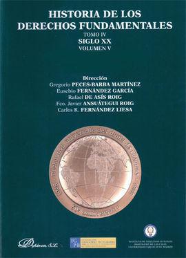 DESCARGAR HISTORIA DE LOS DERECHOS FUNDAMENTALES. TOMO IV. (VOL. V. LIBRO I)