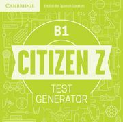 CITIZEN Z B1 - TEST GENERATOR CD-ROM