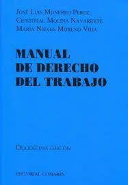 DESCARGAR MANUAL DE DERECHO DEL TRABAJO (12ª ED.)