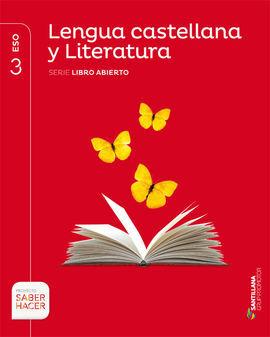 DESCARGAR LENGUA CASTELLANA Y LITERATURA -3º ESO - LIBRO ABIERTO