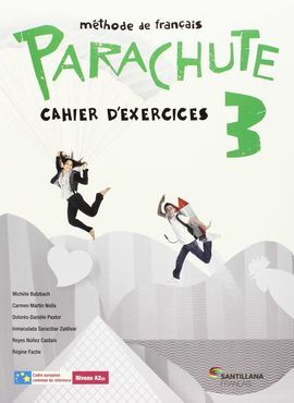PARACHUTE 3 - CAHIER D'EXERCICES (PACK)