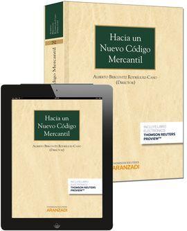 DESCARGAR HACIA UN NUEVO CÓDIGO MERCANTIL -EXPRES- (PAPEL + E-BOOK)