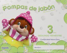 DESCARGAR POMPAS DE JABÓN 3 AÑOS. 2º TRIMESTRE. PROYECTO EDUCACIÓN INFANTIL 2º CICLO