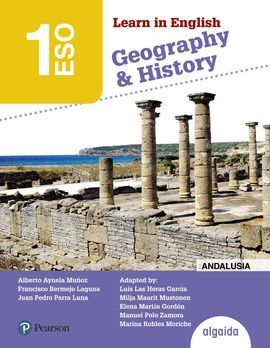LEARN IN ENGLISH - GEOGRAPHY & HISTORY - 1º ESO