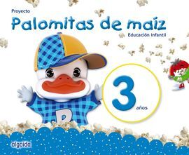 DESCARGAR PROYECTO PALOMITAS DE MAÍZ. EDUCACIÓN INFANTIL. 3 AÑOS