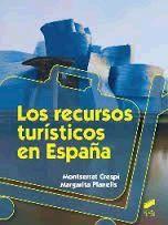 DESCARGAR LOS RECURSOS TURISTICOS EN ESPAÑA